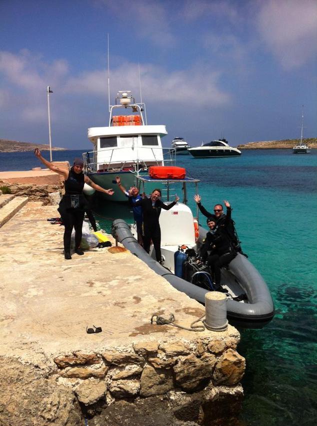 Comino Dive Center by Diveshack, Comino, Malta, Comino Dive Center by Diveshack, Comino