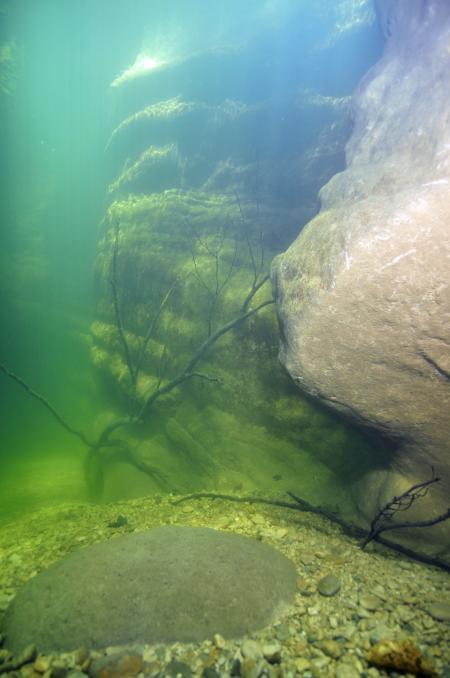 Areuse-Schlucht Boudry/ NE,Schweiz