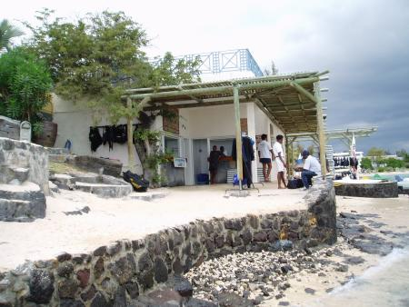 Diving World,Hotel Le Cannonier,Mauritius