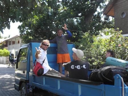 La Digue,Seychellen