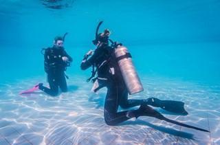 Scuba World Divers - OWD, Scuba World Divers Marsa Alam, Lagoon View Resort, Ägypten, El Quseir bis Port Ghalib