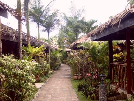 Garden of Eden,Sabang,Philippinen