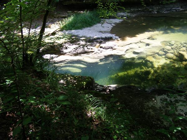 Boudry, Gorges de l´Areuse, Boudry,Gorges de l´Areuse,Schweiz