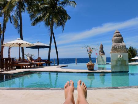 Werner Lau - Siddhartha,Bali,Indonesien