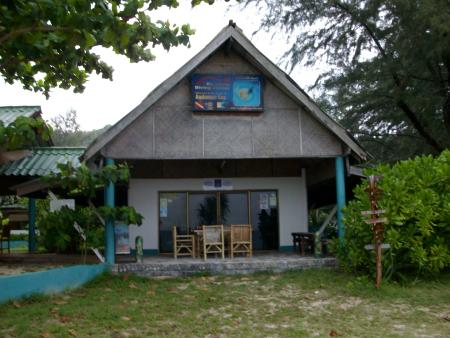 Koh Lanta Diving Center,Koh Lanta,Andamanensee,Thailand