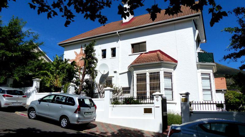 Villa Lutzi, Südafrika