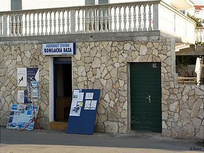 Aquanaut Murter - Hramina,Kroatien