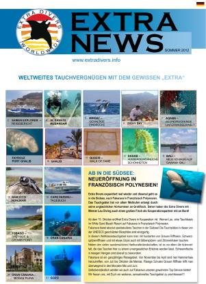 Extra Divers Worldwide - Extra News
