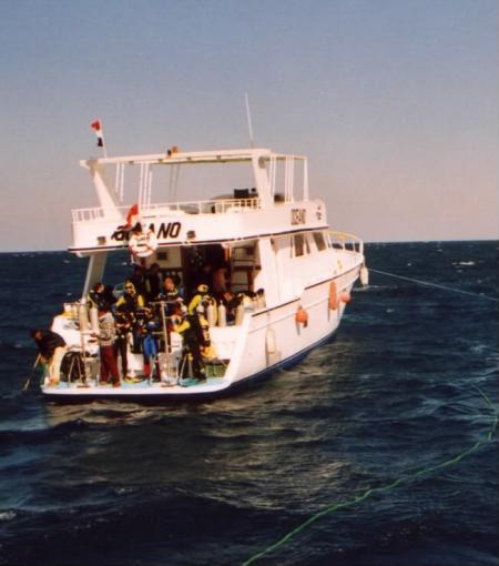 M/Y King Snefro 4,Wrack der SS Thistlegorm (Sharm El Sheikh),Ägypten
