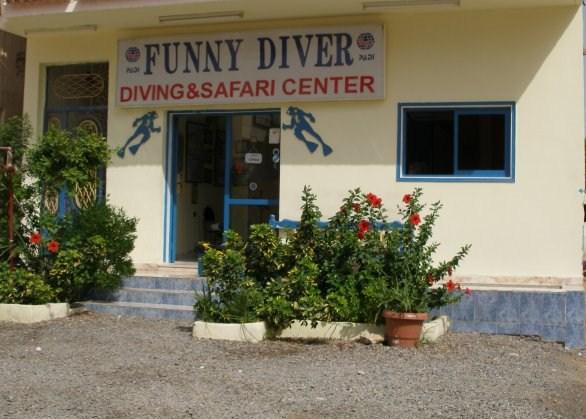 Funnydiver, Funnydivers Diving Center, Hurghada, Ägypten, Hurghada
