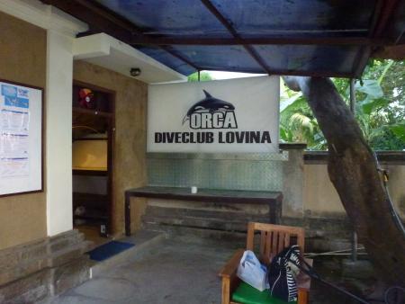 ORCA Diveclub Lovina,Bali,Indonesien