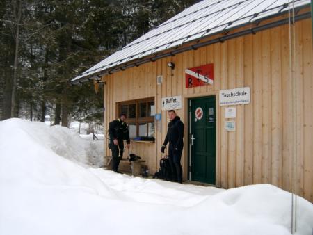 Tauchschule Grundlsee,Österreich