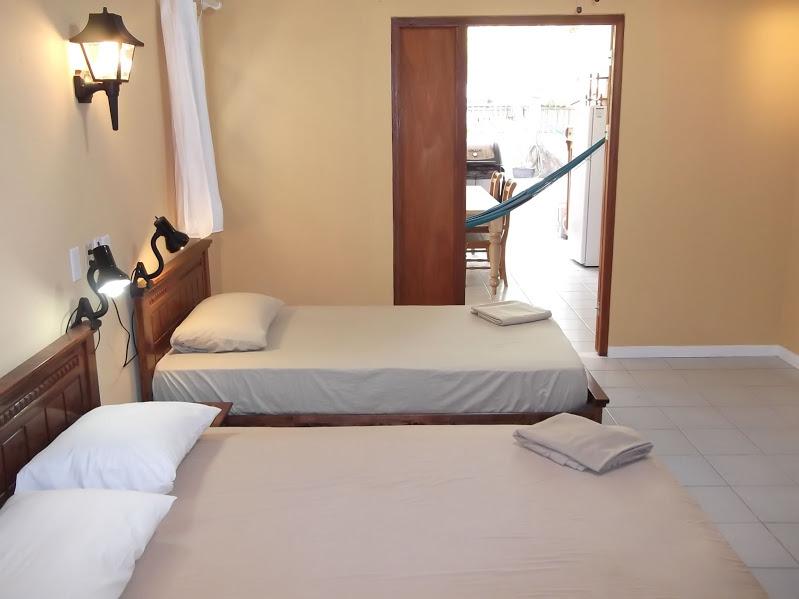 Villa Mango Ferienwohnung, Villa Mango Dive Center, Willemstad, Niederländische Antillen, Curaçao