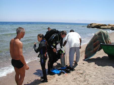 African Divers,Nuweiba,Sinai-Nord ab Dahab,Ägypten