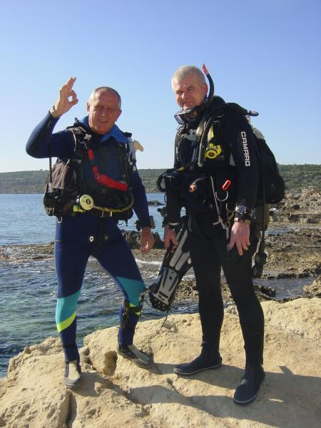 Herbies Diving Paradise,Protaras,Zypern