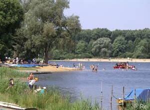 Allersee,Wolfsburg,Niedersachsen,Deutschland