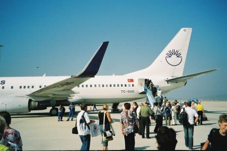 SunExpress,Türkei