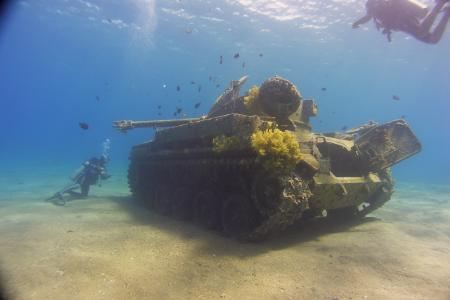 Aqaba Adventure Divers,Jordanien
