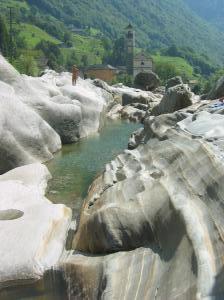 Verzasca  2002, Verzasca,Kanton Tessin (Flusstauchen),Schweiz