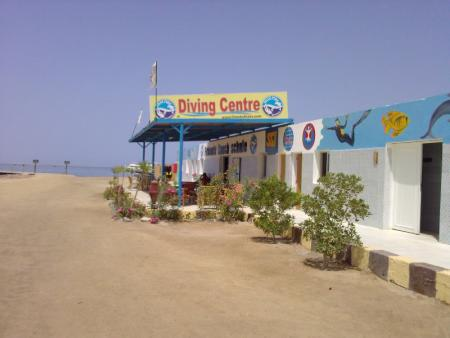 Friends Diving Center,Dana Beach Resort,Hurghada,Ägypten