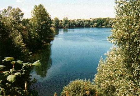 Heidberg-See,Niedersachsen,Deutschland