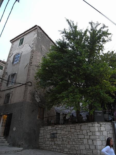 Restaurant Tinel,Sibenik,Kroatien