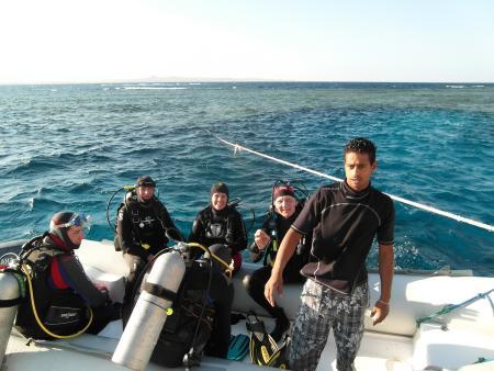 M/Y Golden Dolphin III,Ägypten