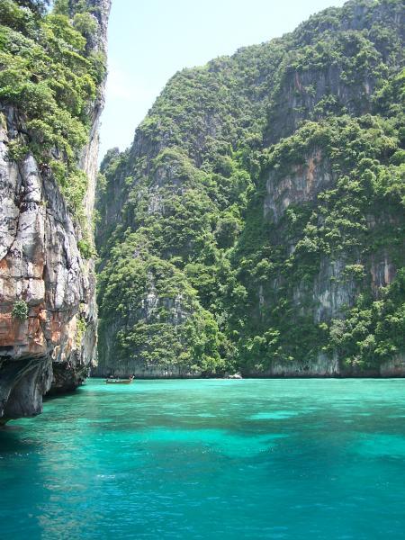Paradise Divers Krabi (Vogue Pranang Resort),Andamanensee,Thailand