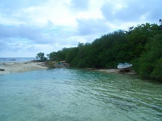 Lohifushi 3 ( Nord Male Atoll ) Nach der Welle, Lhohifushi,Nord Male-Atoll,Malediven