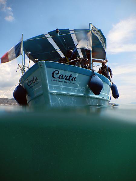Cap Ferrat Diving,Frankreich