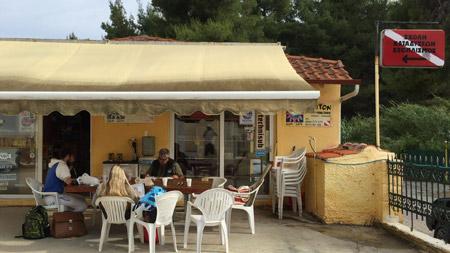 Tauchbasis Paliouri, Triton, Triton, Chaldiki, Griechenland