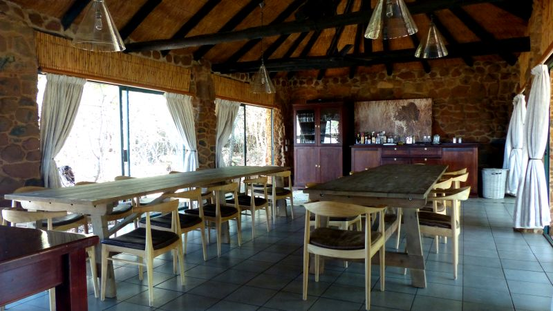 Leopard Mountain Lodge, Bayata, Südafrika