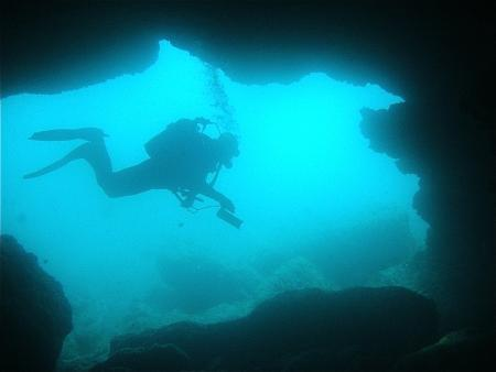 Divers Cape,Sagres - Algarve,Portugal
