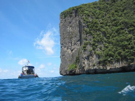 Leisure Dive Center,Koh Phi Phi,Andamanensee,Thailand