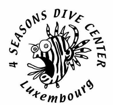 4 Seasons Dive Center Luxembourg, 4 Seasons Dive Center Luxembourg, Luxemburg