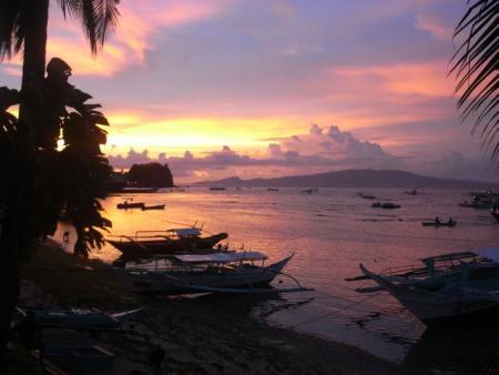 Captain Greggs,Mindoro,Sabang Beach,Philippinen