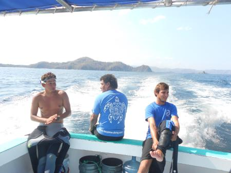 Deep Blue Diving Adventures,Playa de Coco,Guanacaste,Costa Rica