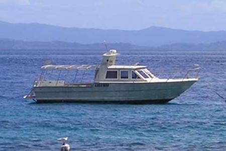 ABOARD-A-DREAM Fiji,auf der Insel Robinson Crusoe,Fidschi