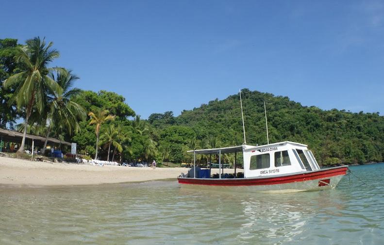 Scuba Coiba, Santa Catalina - Tauchboot, Scuba Coiba, Santa Catalina, Panama