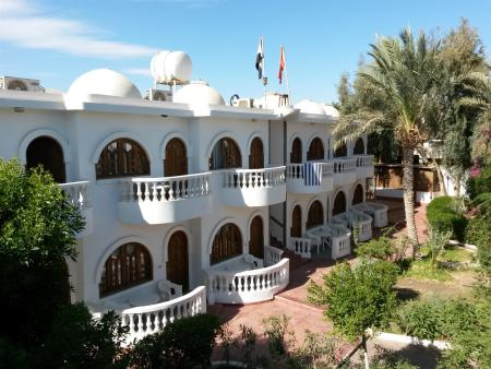 Christina Beach Hotel,Dahab,Ägypten