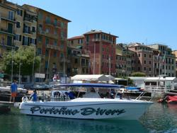 Portofino Divers,Santa Margherita Ligure (Ligurien),Italien