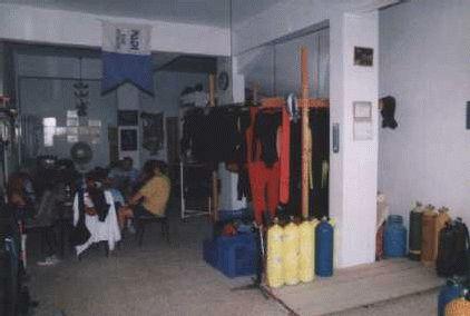 Aquarius Diving Center,Cesme/Izmir,Türkei