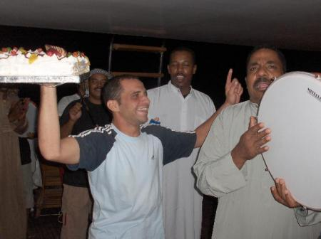 M/Y Independence II,Ägypten