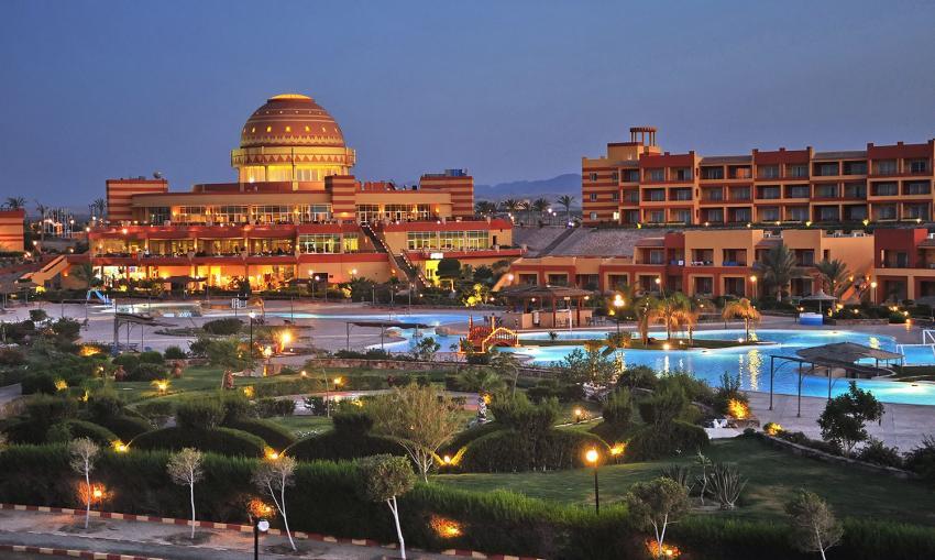 Al Malikia Resort, Abu Dabbab, Ägypten, Marsa Alam und südlich