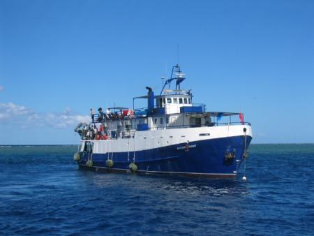 Deep Sea Divers Den,Cairns,Australien