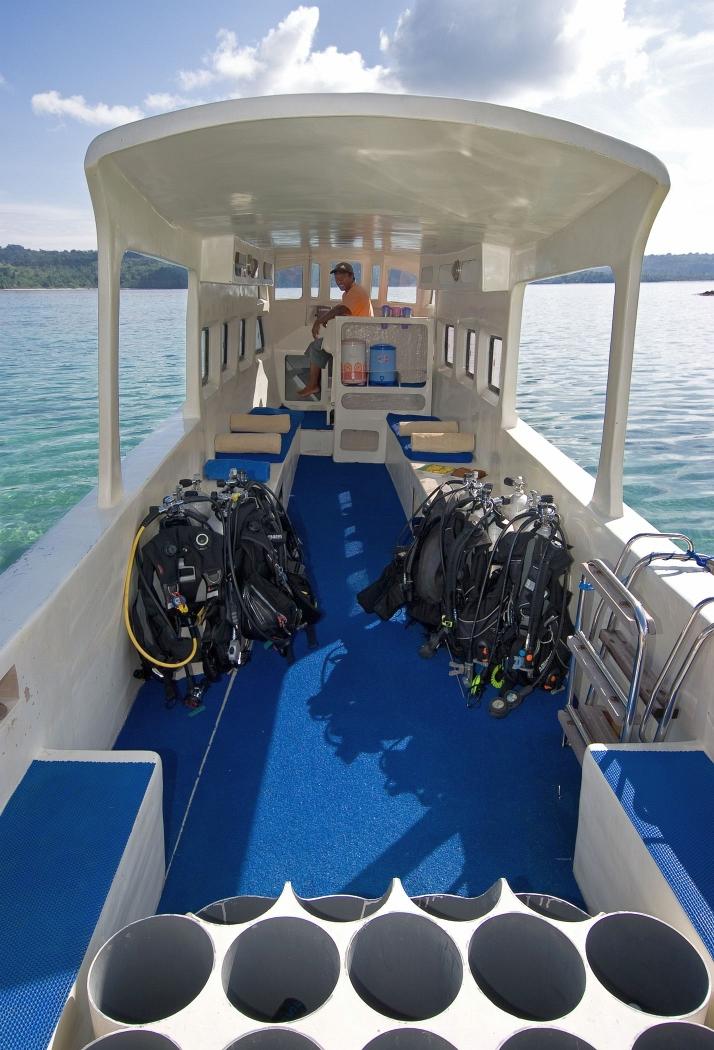 Nabucco´s CapePaperu Ressort & Spa - Extra Divers, Indonesien, Allgemein