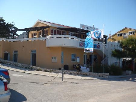 Squatina Diving,Baska,Insel Krk,Kroatien
