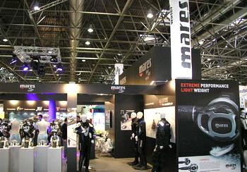 mares Messe Boot 2010