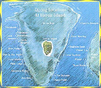 Heron Island,Australien