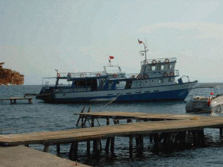 Aegean Pro Dive Center,Bodrum,Türkei